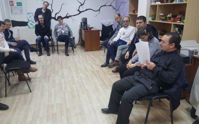 Mica Unire sărbătorită la Centrul de Consiliere Persoane cu Dizabilităţi din Sectorul 6