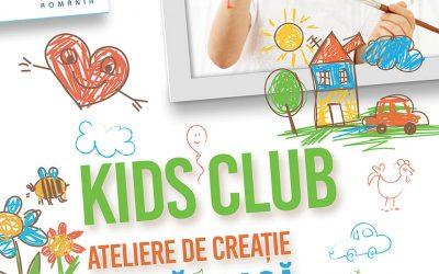 """Distracție și veselie pentru copii la un nou sezon """"Kids Club"""""""