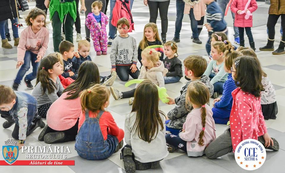 """Un nou sfârșit de săptămână cu distracție pentru cei mici la """"Kids Club"""""""