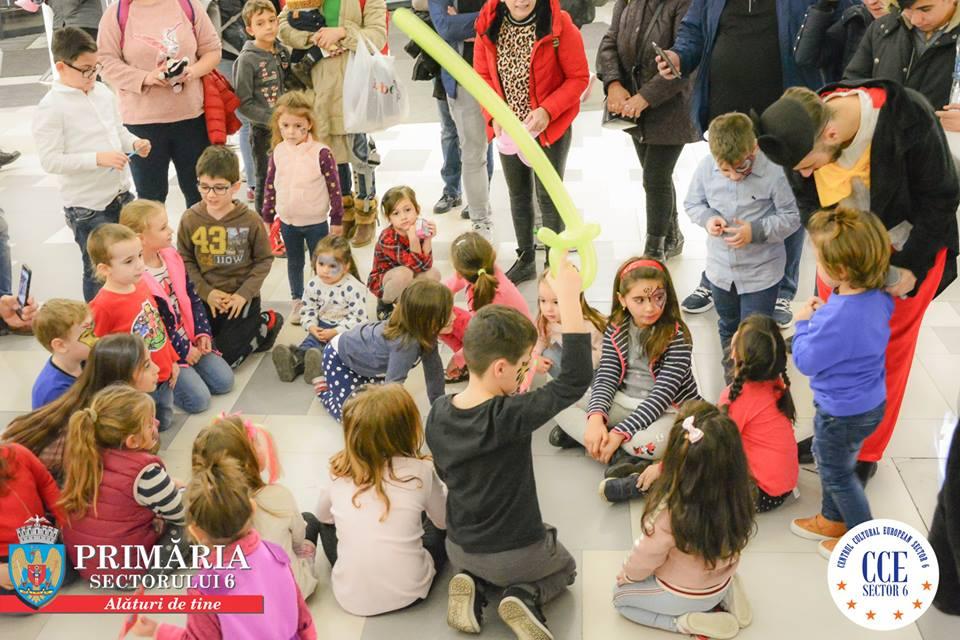 """Copiii au parte și în acest weekend de veselie și distracție la """"Kids Club"""""""