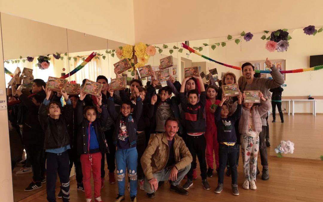 Copiii din Sectorul 6 își dezvoltă spiritul civic