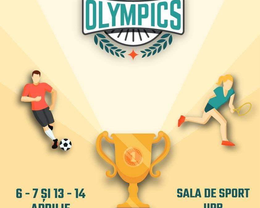 Poli Olympics, competiție sportivă desfășurată în cadrul Universității Politehnica