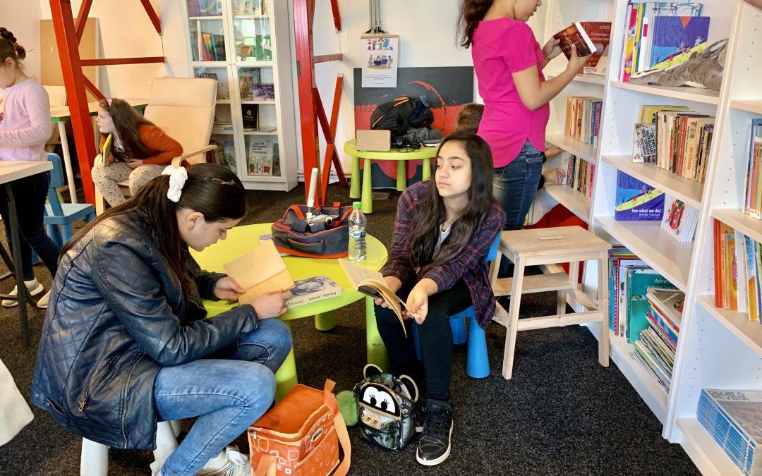 Copiii din cadrul Programului Integrat de Educație pentru Diversitate învaţă şi se distrează în vacanţa de primăvară
