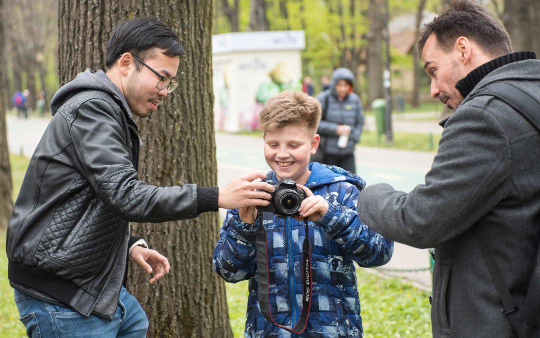 Proiecte din Sectorul 6, devenite modele de bună practică,  în atenția jurnaliștilor germani
