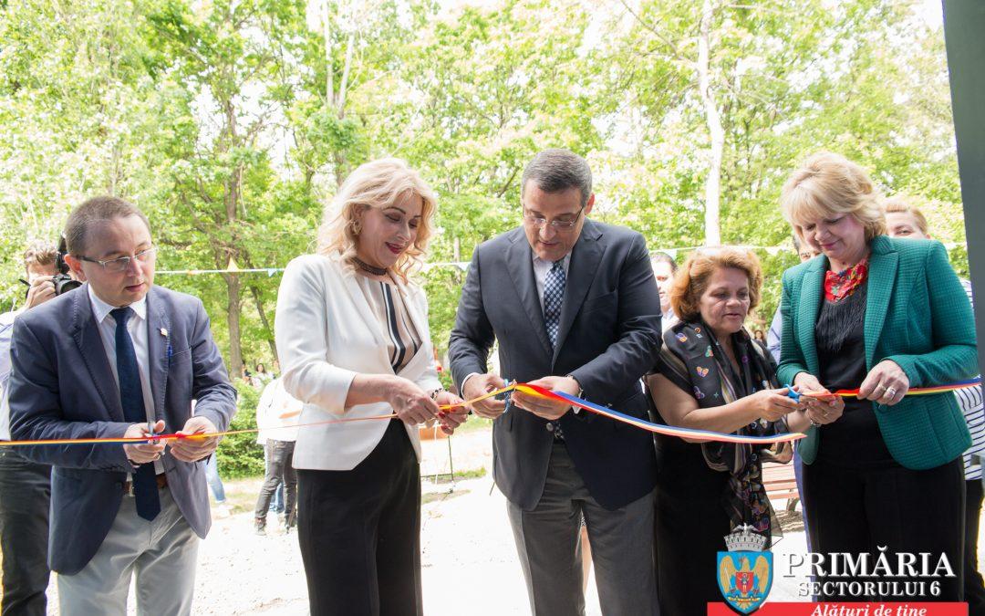 """Construcție unicat în București, la Colegiul Tehnic """"Gheorghe Asachi"""" din Sectorul 6"""