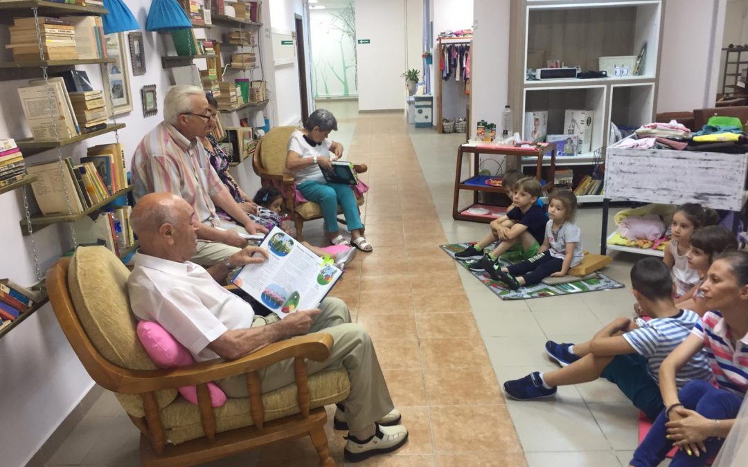 Povești cu povețe pentru copiii din Sectorul 6