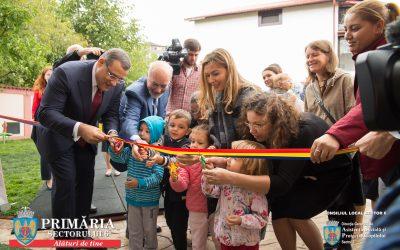 Primul centru social Montessori, inaugurat în Sectorul 6