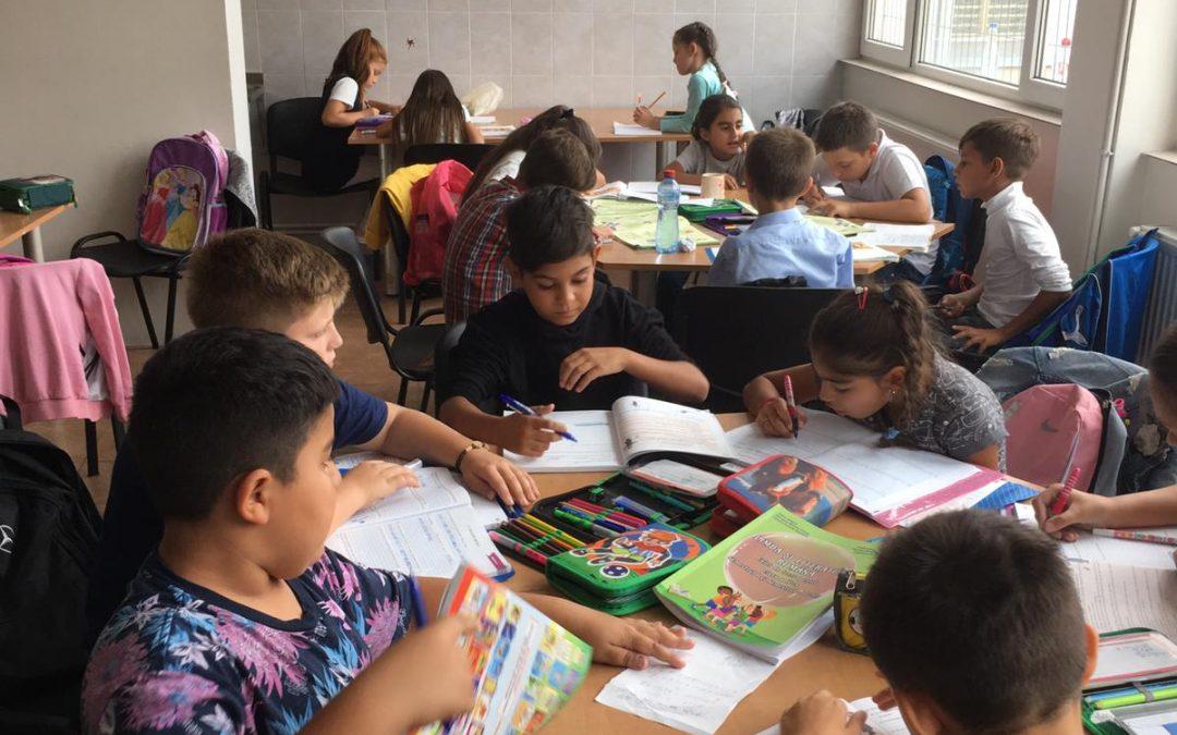 În Sectorul 6, continuă lupta împotriva abandonului școlar în rândul elevilor din comunitatea Giulești-Sârbi
