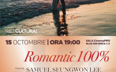 O nouă seară simfonică: Romantic 100%!