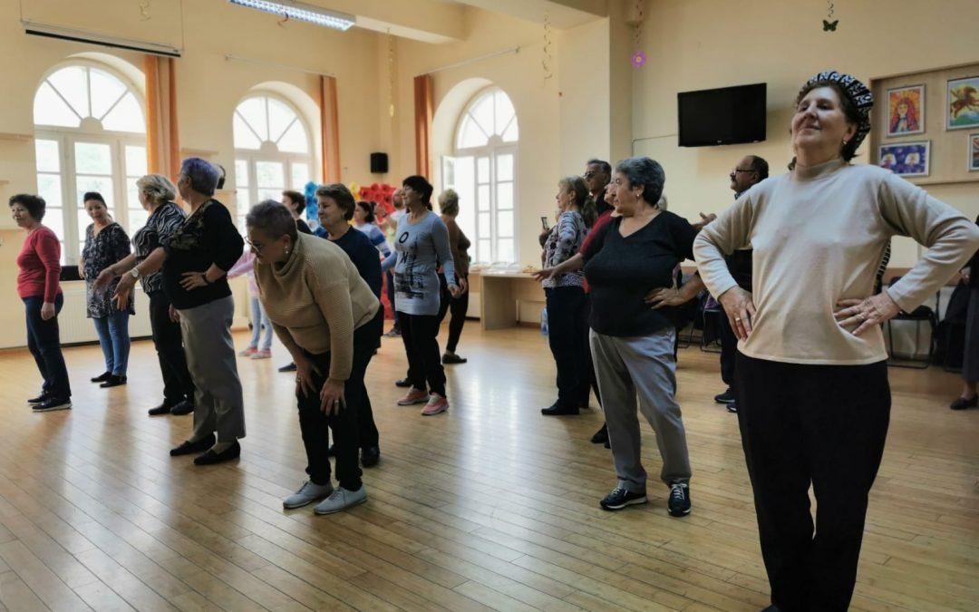 Viață activă și sănătoasă pentru seniorii din Sectorul 6