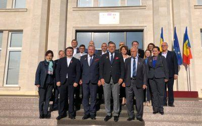 O delegație a Primăriei Sectorului 6 a participat la o serie de evenimente în Republica Moldova