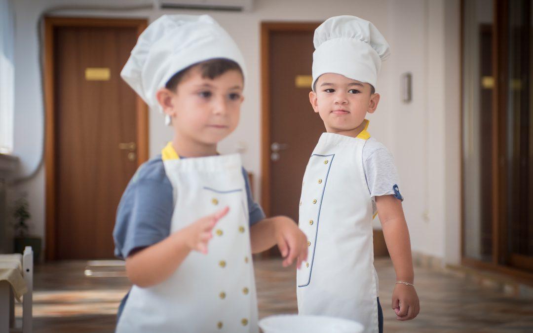 Metoda Montessori, accesibilă copiilor defavorizați din Sectorul 6