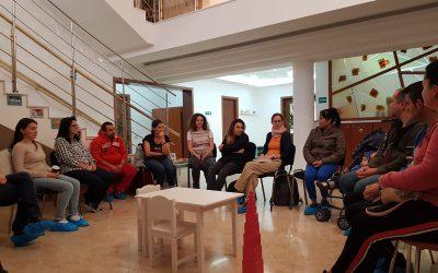Etape de formare pentru personalul și beneficiarii Centrului de Zi Floare de Colț – Grădina Montessori