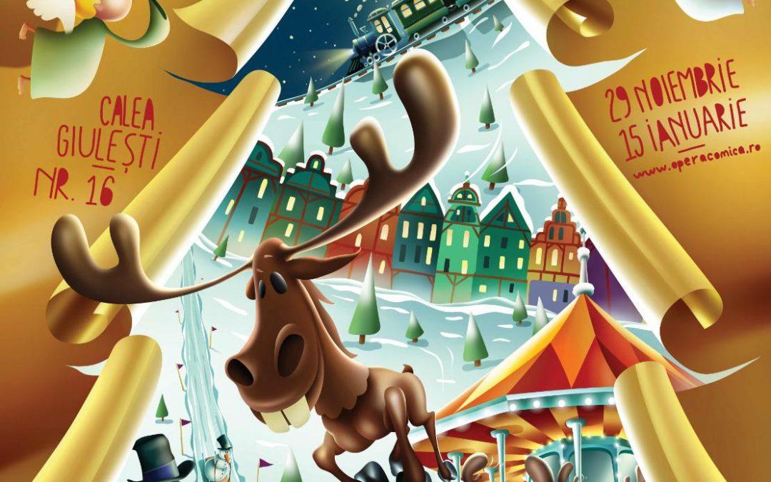 """Festivalul """"Poveste de Crăciun"""", ediția a IV-a"""