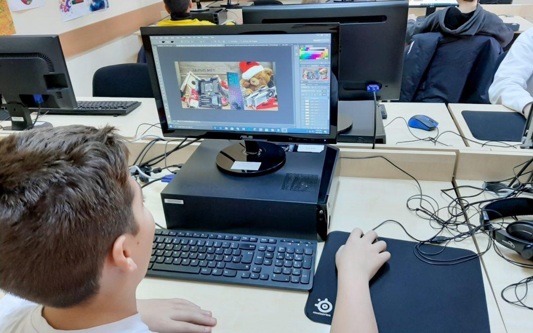 Ateliere de poveste în Sectorul 6