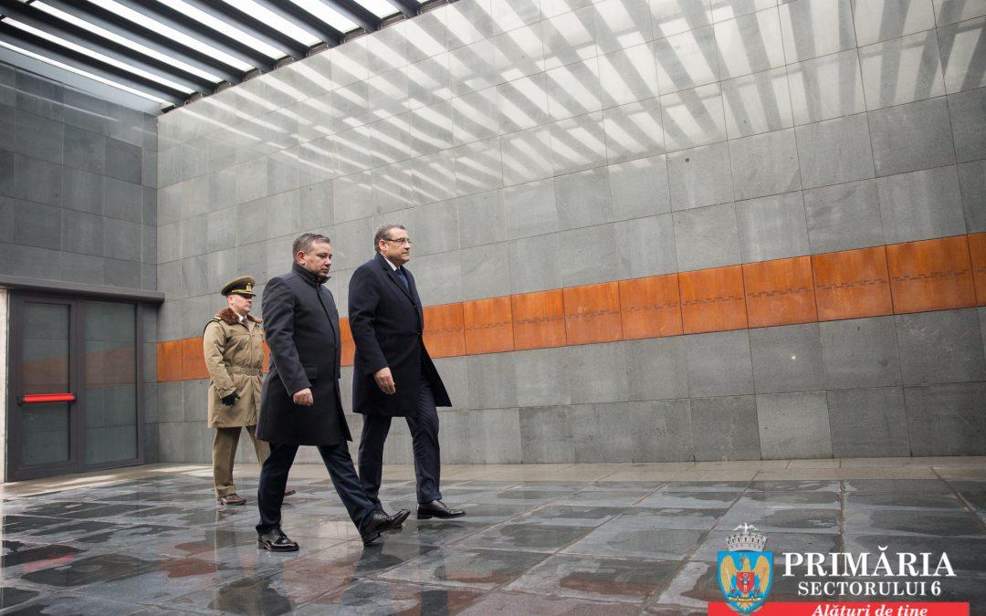 Ziua Internațională de Comemorare a Victimelor Holocaustului, eveniment de marcă, organizat în București