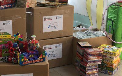 În 2019 a fost record de donații la magazinele SocialXChange din Sectorul 6