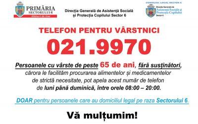 Consultanța telefonică pentru toți cei care au nevoie de ea
