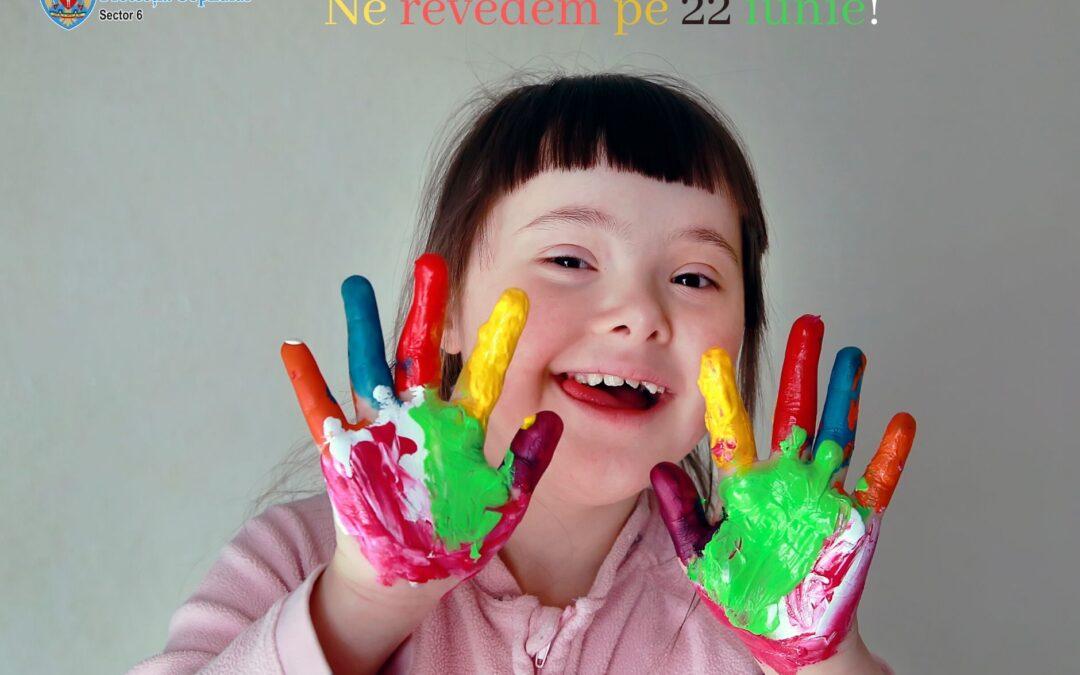 Se redeschid centrele de zi dedicate persoanelor cu dizabilități din Sectorul 6