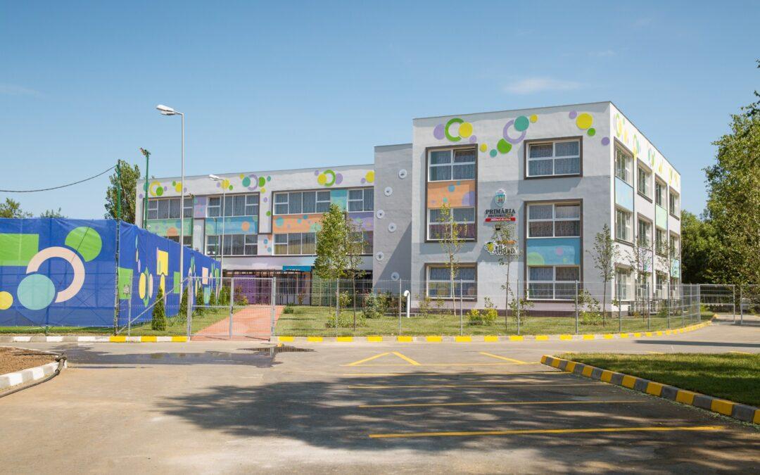 Prima grădiniță de stat construită de la zero în București