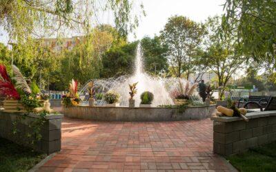 Parcul Drumul Taberei nr. 38 a fost redeschis pentru public