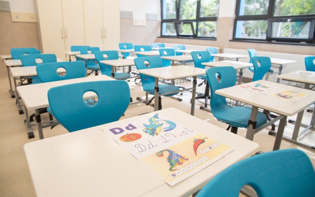 Toate școlile din Sectorul 6 sunt avizate de Direcția de Sănătate Publică