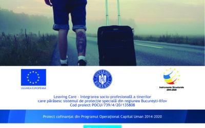 Un pas important pentru tinerii vulnerabili din România