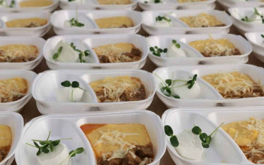 """""""Solidar Social"""" celebrează Ziua Mondială a Alimentației"""