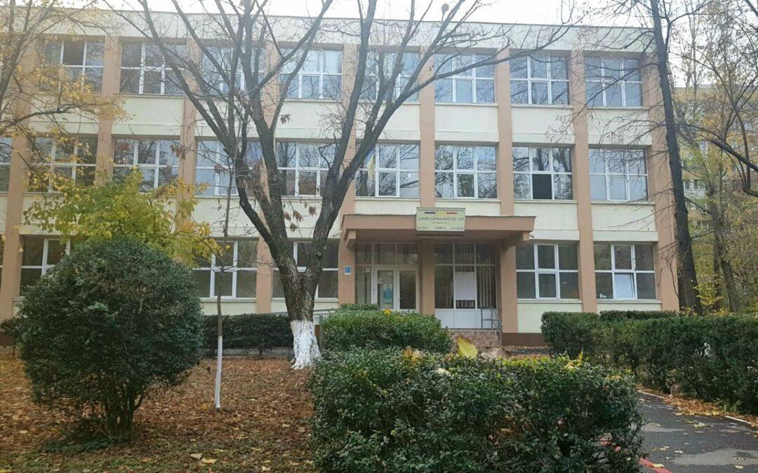 Au început lucrările de consolidare și modernizare la Școala Gimnazială nr. 169