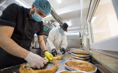 De sărbători, donează și ajută echipa Solidar Social să ofere mese calde !