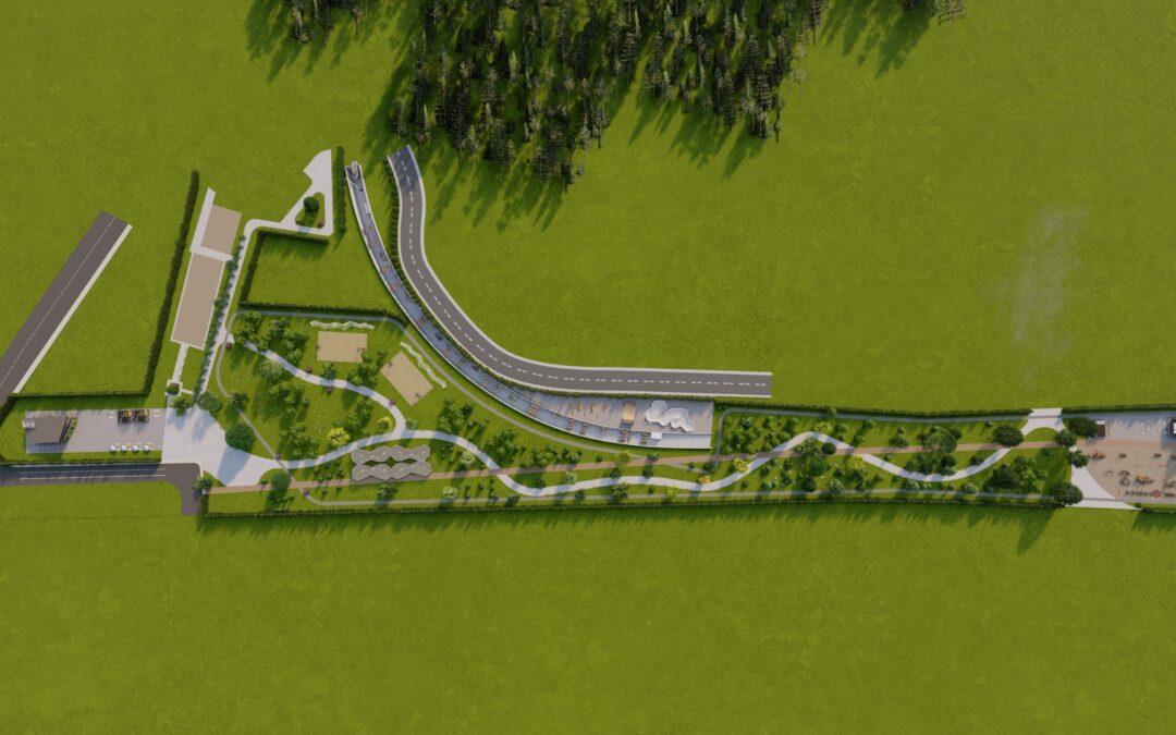 Zona Liniei se va transforma într-un  nou parc, în Sectorul 6