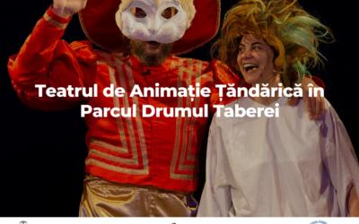 Teatrul de Animație Țăndărică în Parcul Drumul Taberei