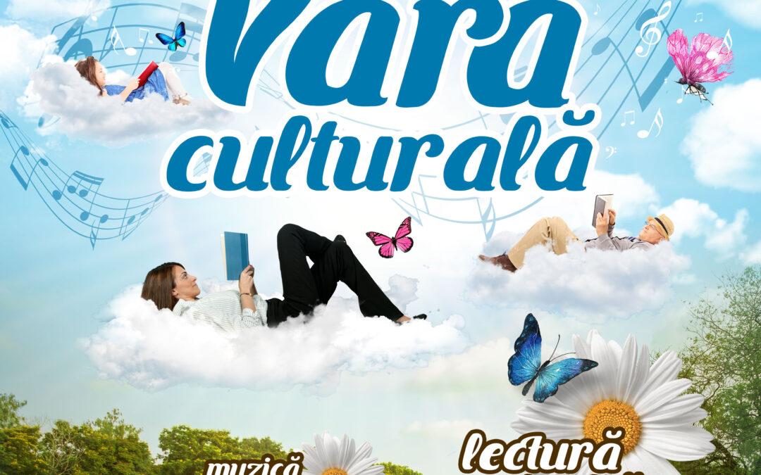 """Vară culturală """"toridă"""" în Sectorul 6"""