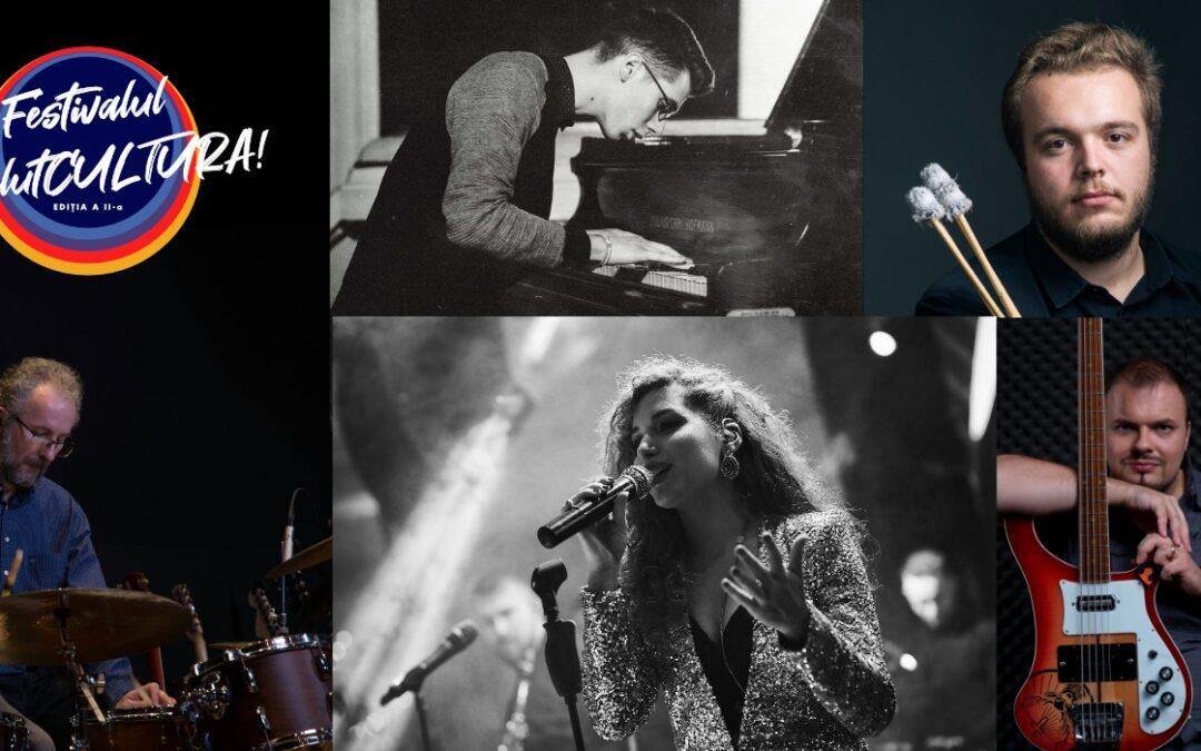 Jazz Me Band la Festivalul #SalutCULTURA! din Sectorul 6 – Parcul Drumul Taberei – 21 August 2021