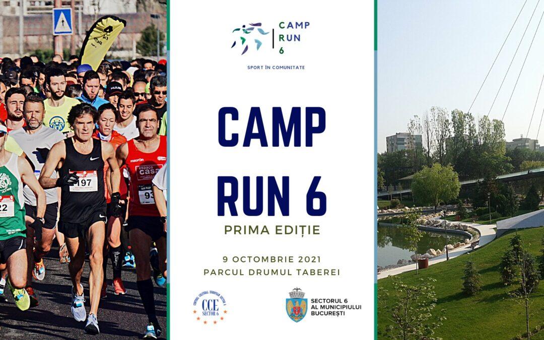 CAMP RUN 6