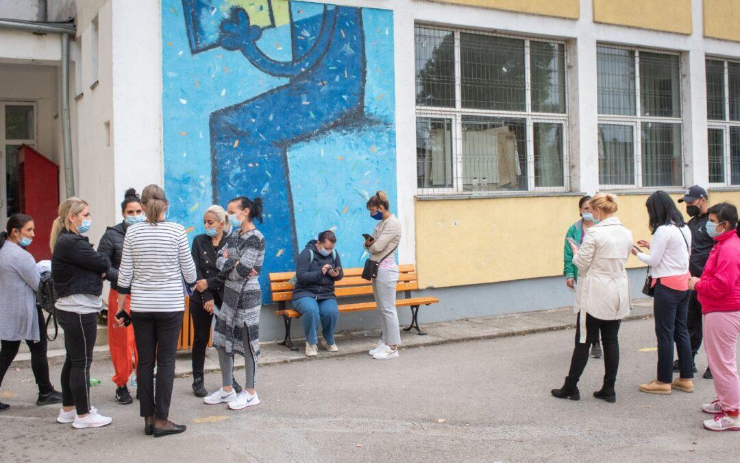 La o cafea, despre copii și viitorul lor