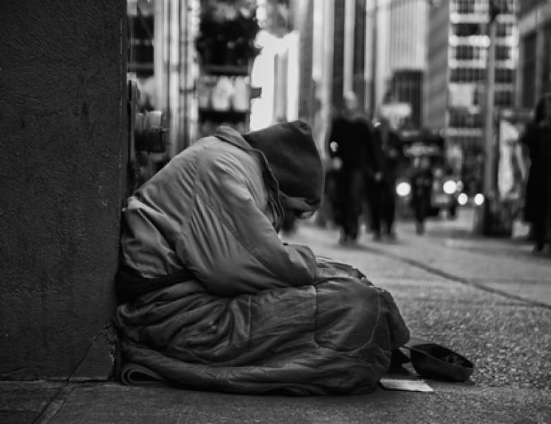 Oamenii fără adăpost – o problemă complexă a marilor orașe