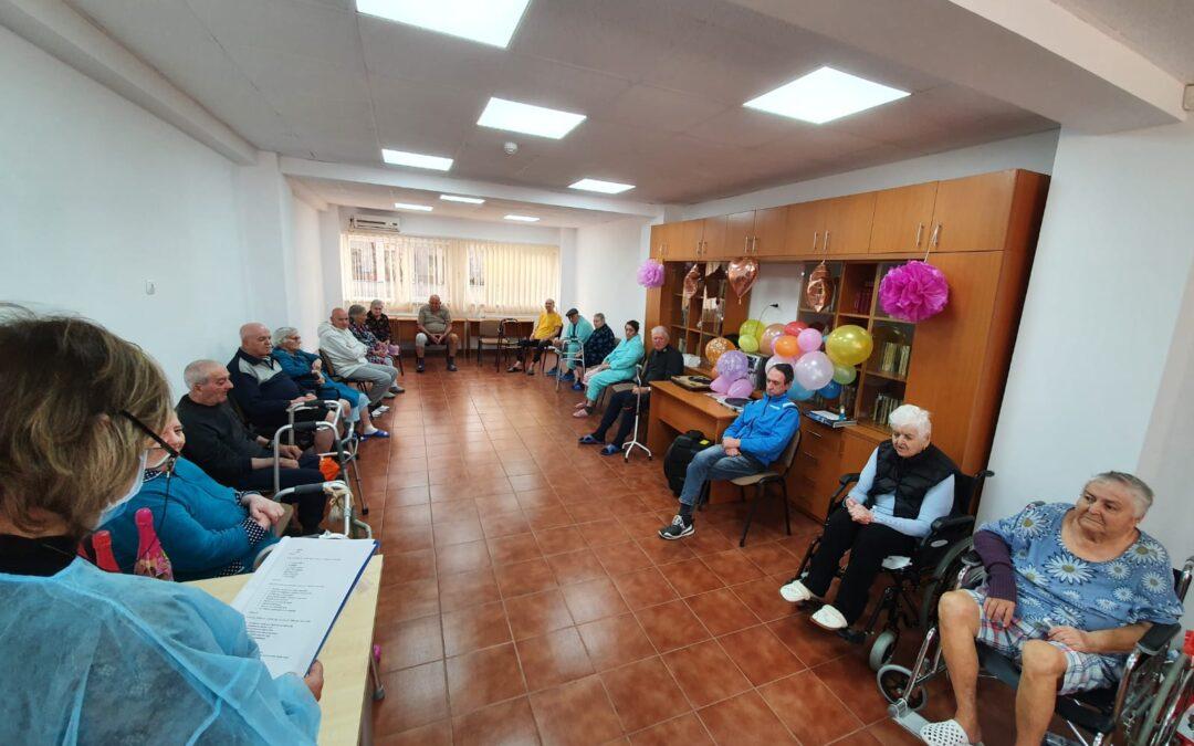 1 octombrie – Ziua persoanelor vârstnice în Sectorul 6